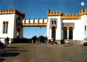Castillo del Parque