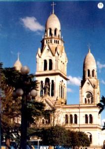 Iglesia Catedral Matriz Tandil (1996)