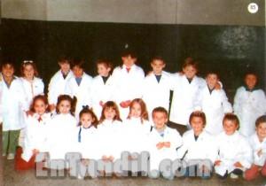 Escuela de Gardey (Primero y Segundo 1996)