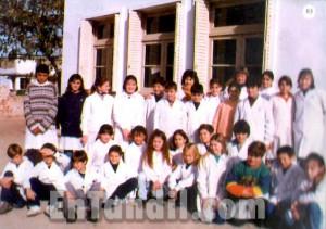 Escuela de Gardey (Quinto Grado 1996)