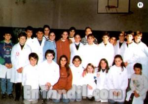 Escuela de Gardey (Septimo Grado 1996)