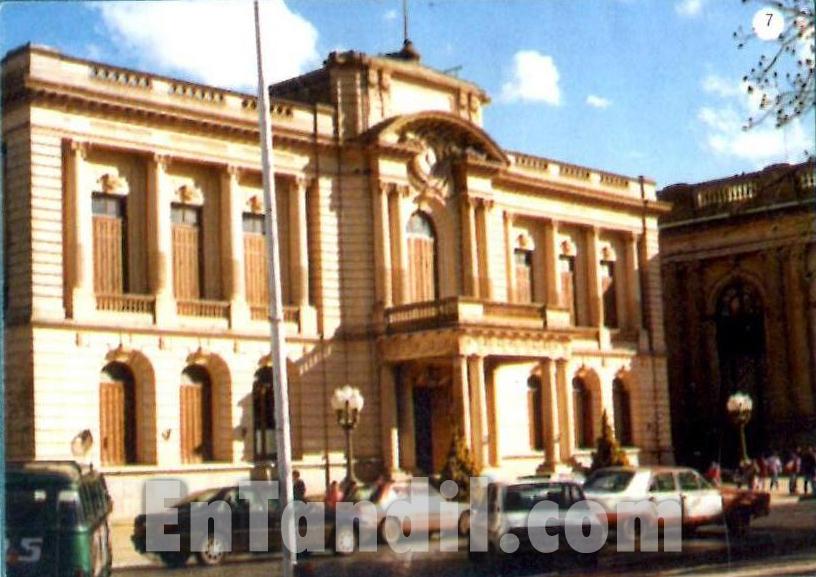 Palacio Municipal (1996)
