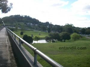 lago del fuerte dique tandil