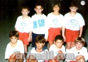 Barrio Metalurgico (Baby futbol) 2