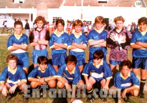 Boca Juniors Futbol (Clase 83)