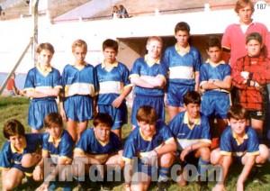 Boca Juniors Futbol (Clase 84)
