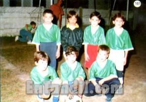 Capilla de Lourdes Futbol (clase 87)