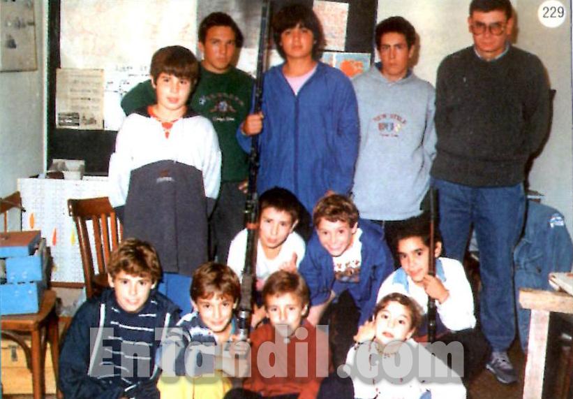 Defensores de Belgrano (Pesca infantiles)