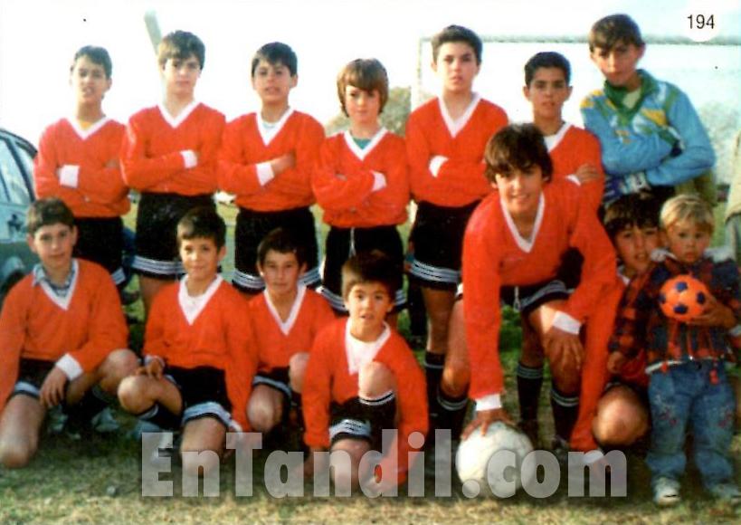 El Solcito (cuarta division) (1996)