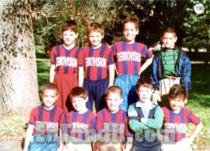 Escuela Galitielo (Baby Futbol) (1996)