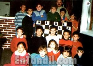 Escuela de la Sociedad de Fomento Moreno y Arana (Ajedrez)