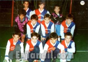 Ferrocarril Sud Futbol (clase 86)