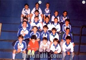Gimnasia y Esgrima (Futbol 84 - 85 - 86)