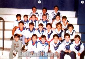 Gimnasia y Esgrima (Futbol 86 - 87)