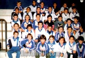 Gimnasia y Esgrima (Futbol 87 - 88 - 89)