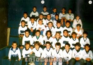 Gimnasia y Esgrima (Futbol 88 - 89 - 90 - 91)