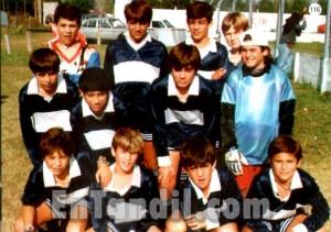 Gimnasia y Esgrima (Futbol Infantil)
