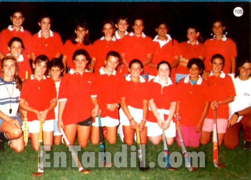 Independiente Hockey Femenino 2