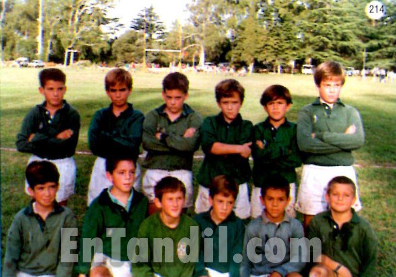 Los Cardos Rugby (8va Division)