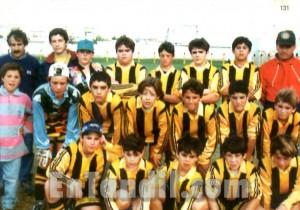 Santamarina Futbol (Clase 83)