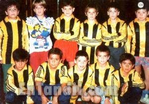 Santamarina Futbol (Clase 86)