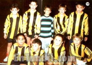 Santamarina Futbol (Clase 88)