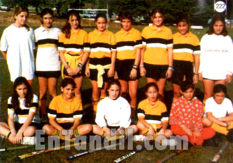 Uncas Hockey Femenino (1996)