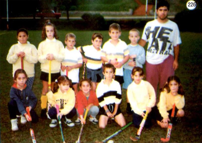 Uncas Hockey niños