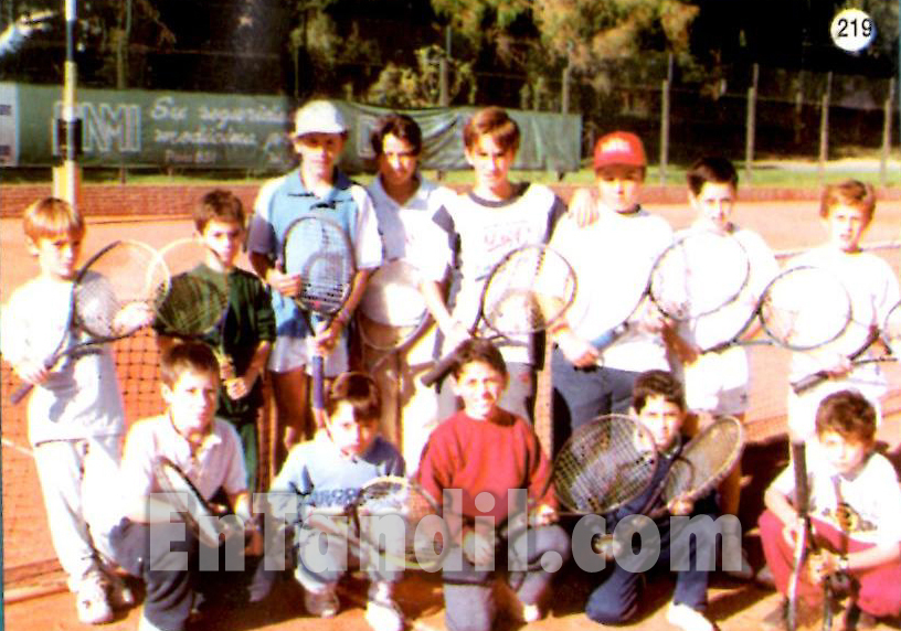 Uncas Tenis Infantil (1996)